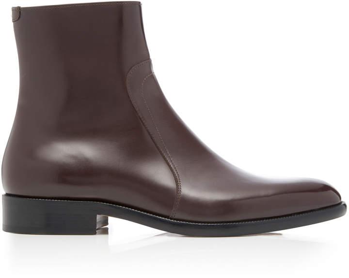 Maison Margiela Icons Polished Chelsea Boots