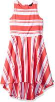 Tommy Hilfiger Big Girls' Varigated Tank Dress