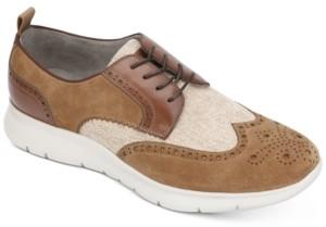 Kenneth Cole New York Men's Trent Wingtip Flex Oxfords Men's Shoes