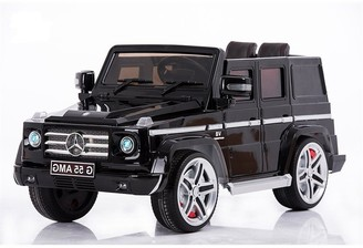 Kool Karz Mercedes Benz G55 AMG Electric Ride On Toy Car (Black)