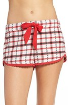 Make + Model Women's Flannel Shorts
