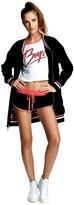 Juicy Couture Behati X Velour Short