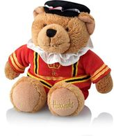 Harrods Beefeater Bean Toy