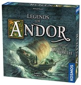 Thames & Kosmos Legends of Andor: Journey to the North