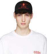 032c Black Pyrate Society Cap