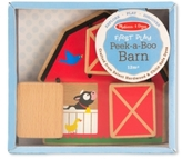 Melissa & Doug Kids Toys, Peek-a-Boo Barn