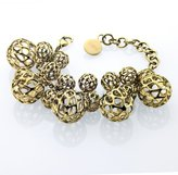 Storm Multi Stella Bracelet Gold Colour