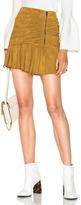 Veronica Beard Weston Ruched Skirt