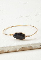 Forever 21 Faux Stone Bangle