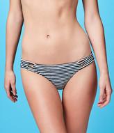 Cape Juby Stripes Strappy Bikini Bottom