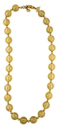Dolce & Gabbana Bead Strand Necklace