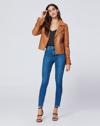 Paige Rayven Jacket-Toffee
