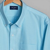 The Tie Bar Aqua The All-Purpose Oxford Shirt