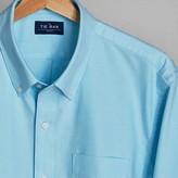 The Tie Bar Aqua The All-Purpose Oxford Shirt