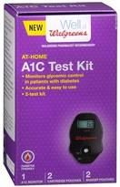 Walgreens At-Home A1C Test Kit