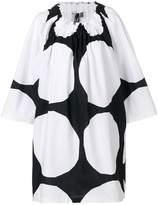 Junya Watanabe large polka dot dress