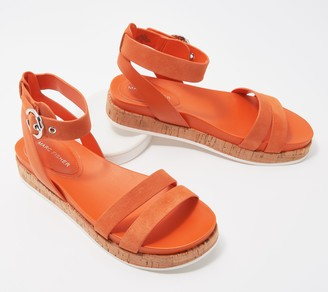 Marc Fisher Multi-Strap Sandals - Verily