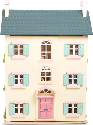 Le Toy Van Cherry Tree Hall Four Story Doll House