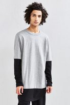 Cheap Monday Flake Long-Sleeve Tee