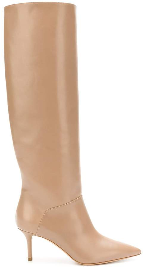 Casadei knee length boots