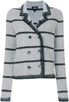 Armani Jeans striped jacket