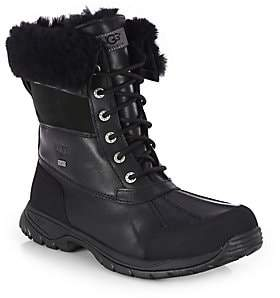 UGG Men's Men's Butte Waterproof Leather Boots