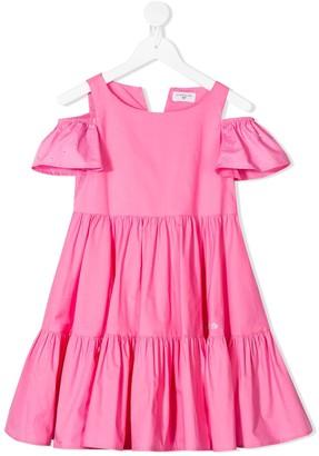 MonnaLisa Flared Tiered Dress