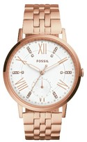 Fossil Women's Q Gazer Hybrid Smart Bracelet Watch, 41Mm