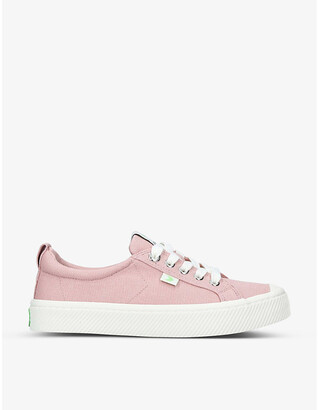 Cariuma Ladies OCA Low lace-up canvas trainers