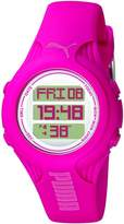 Puma Women's Quartz Watch PU910782002 with Plastic Strap