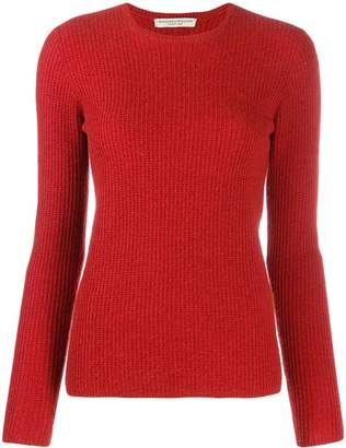 Holland & Holland waffle knit jumper