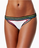 Bar III Weave It Hipster Bikini Bottoms, Only at Macy's