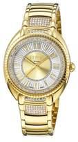 Ferré Milano Women's Swiss Made Swiss Quartz Gold Stainless Steel Bracelet Watch.