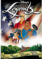 Disney Disney's American Legends DVD