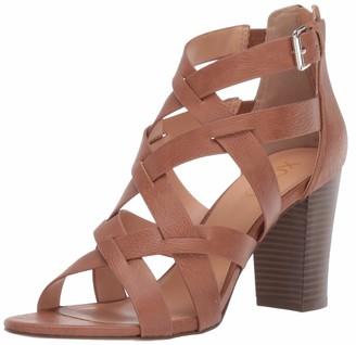XOXO womens Heeled Sandal