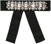 Dice Kayek embellished waist belt