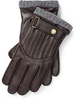 Polo Ralph Lauren Quilted Nappa Leather Gloves