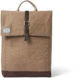 Toms Olive Utility Canvas Trekker Backpack