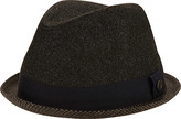 Ben Sherman Men's Wool Fedora