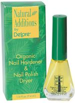 DeLore Nails Natural Additions Nail Hardener and Dryer