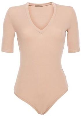 Alix Ribbed Modal-blend Jersey Bodysuit