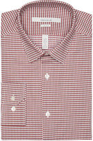 Perry Ellis Very Slim Gingham Check Dress Shirt
