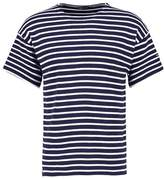 Armor Lux Print Tshirt Navire/blanc