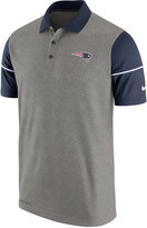 Nike Men's New England Patriots Sideline Polo Shirt