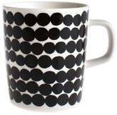 Marimekko Siirtolapuutarha Mug - White/Black
