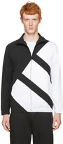 adidas Black and White Eqt Bold Track Jacket