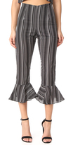 For Love & Lemons Stripe Pants