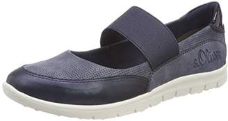 S'Oliver Women's 24617 Mary Jane