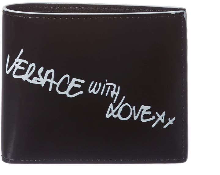 30d5b11b With Love Leather Wallet