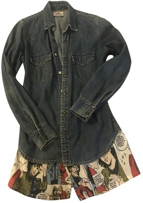 Levi's Made & Crafted Blue Denim - Jeans Dress for Women